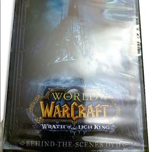WOW Wrath of the Lich King - Behind Scenes DVD